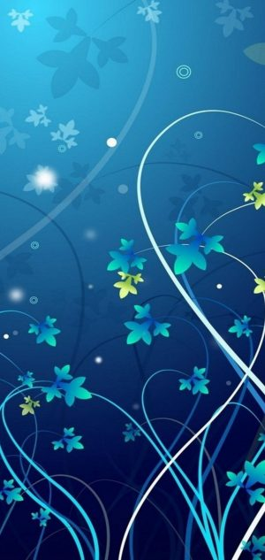 1440x3040 HD Wallpaper for Mobile Phone 193 300x633 - Blue Wallpapers