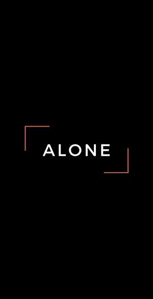 Alone Amoled Black Wallpaper 300x585 - Realme 7 Pro Wallpapers