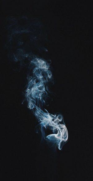Amoled Smoke Wallpaper 300x585 - Realme 7 Pro Wallpapers