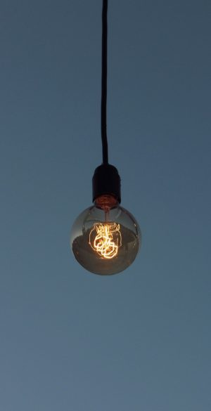 Bulb Light Wallpaper 300x585 - OnePlus 9R Wallpapers