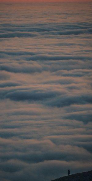 Clouds View Wallpaper 300x585 - Xiaomi Poco F3 Wallpapers