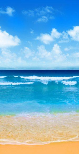 Cool Beach View Wallpaper 300x585 - Xiaomi Poco F3 Wallpapers