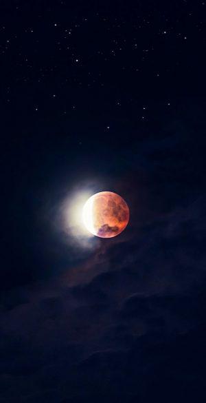 Dark Moon Night Wallpaper 300x585 - Xiaomi Poco F3 Wallpapers