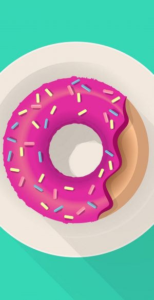 Doughnut Wallpaper 300x585 - Xiaomi Poco F3 Wallpapers