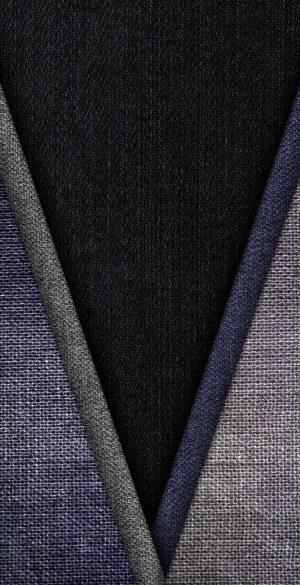 Fabric Material Dark Phone Wallpaper HD 300x585 - iPhone Black Wallpapers