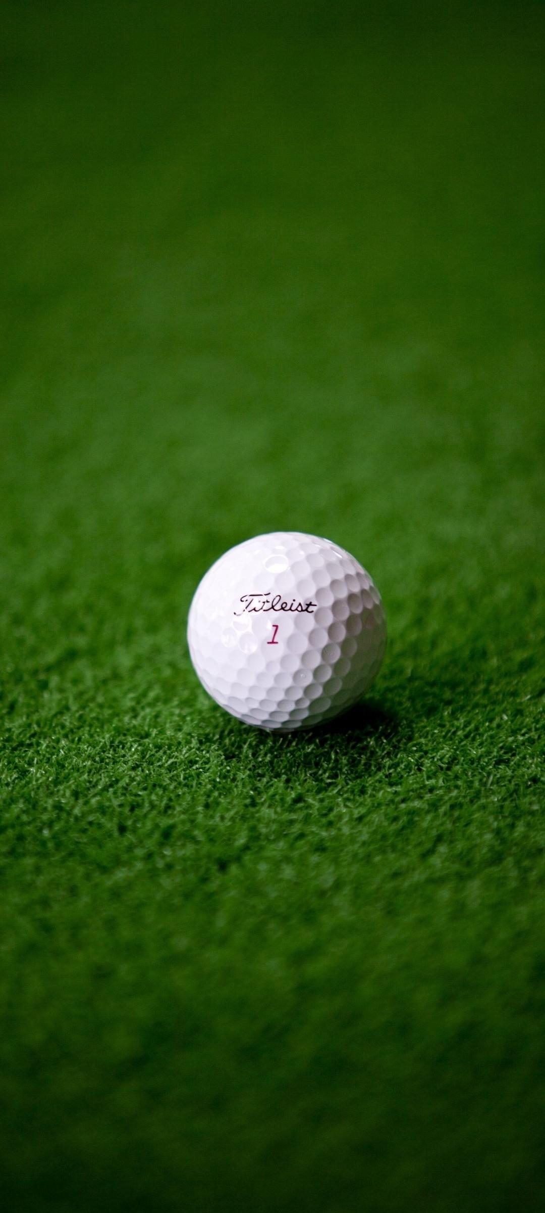 Golf Ball Placement