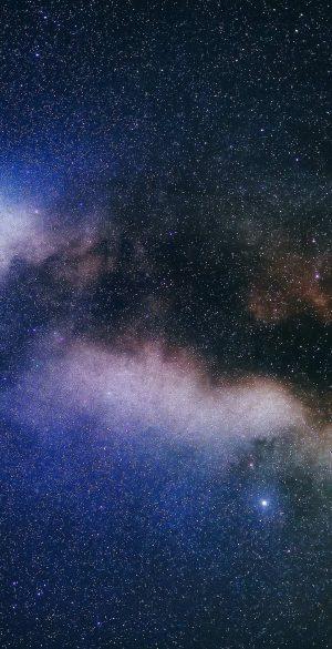 Milky Way Galaxy Wallpaper 300x585 - Xiaomi Poco F3 Wallpapers
