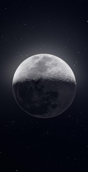 Moon Light View Wallpaper 300x585 - Nature Wallpapers
