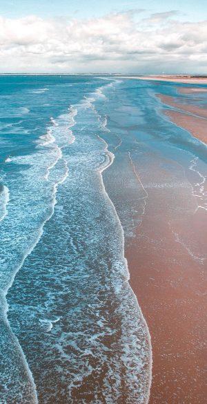 Ocean waves Wallpaper 300x585 - Xiaomi Poco F3 Wallpapers