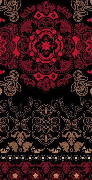 Pattern Design Wallpaper 300x585 - Xiaomi Poco F3 Wallpapers