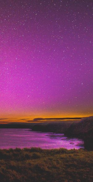 Purple sky Wallpaper 300x585 - Xiaomi Poco F3 Wallpapers