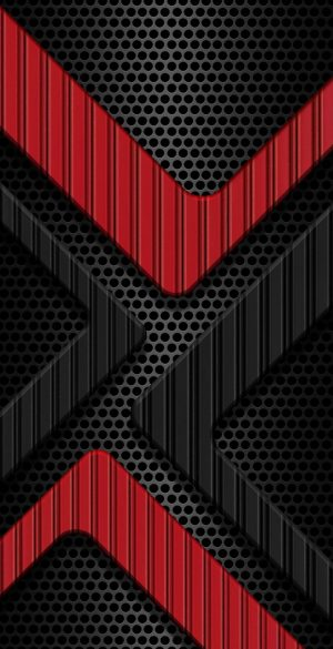 Red Black Abstract Design Phone Wallpaper 300x585 - Abstract Wallpapers