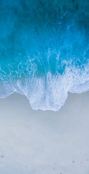 Sea wave Wallpaper 300x585 - Oppo Reno 4 Wallpapers