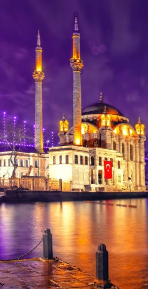 Turkey Masjid Wallpaper 300x585 - Realme 7 Pro Wallpapers