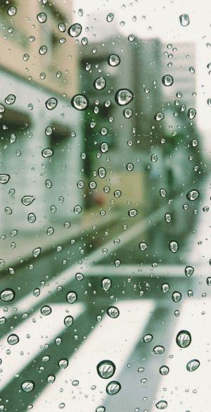Water Drops Road View Wallpaper 300x585 - Realme 7 Pro Wallpapers