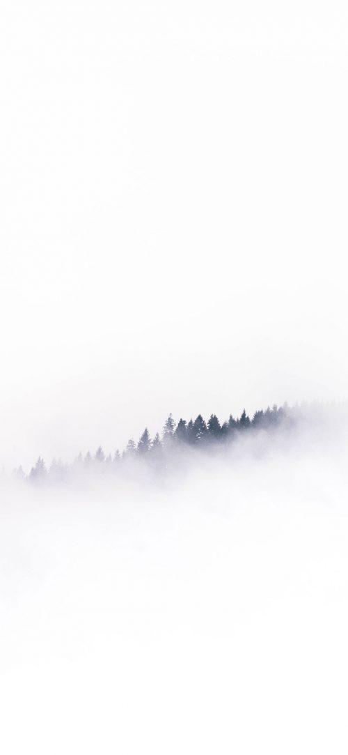 Clouds White Mountain Wallpaper HD 500x1083 - Clouds White Mountain Wallpaper HD
