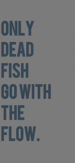 Dead Fish Wallpaper 886x1920 300x650 - Quotes iPhone Wallpapers