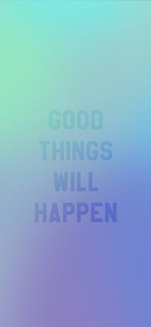 Good Things Wallpaper 1080x2340 300x650 - Blue Wallpapers