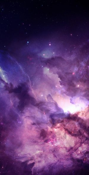 Space Wallpaper for Phone 220 300x585 - Purple Wallpapers