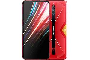 ZTE nubia Red Magic 5G Wallpapers
