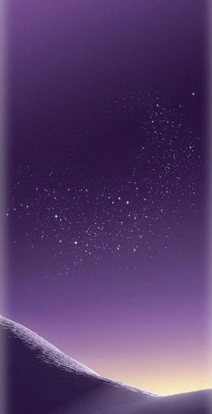Purple Night Wallpaper 300x585 - Vivo Y30 Wallpapers