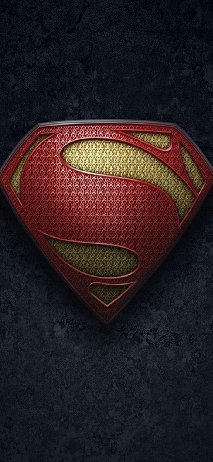 Superman Logo Phone Wallpaper - Superman Logo Phone Wallpaper