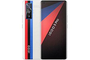 Vivo iQOO 5 Pro 5G Wallpapers