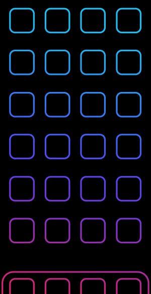 3D Neon Icon Phone Wallpaper 213 300x585 - Neon Wallpapers