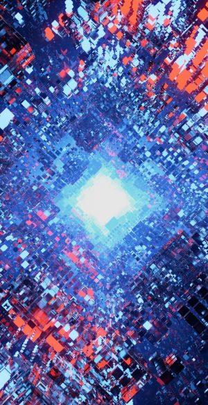 3D Phone Wallpaper 014 300x585 - Blue Wallpapers