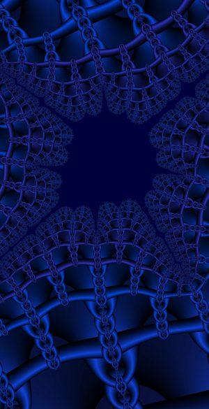3D Phone Wallpaper 015 300x585 - Blue Wallpapers