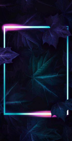 Border AMOLED Black Neon Wallpaper 09 300x585 - Border Wallpapers