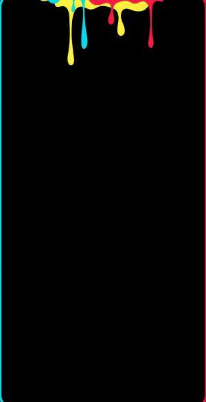 Border AMOLED Black Wallpaper 33 300x585 - Border Wallpapers