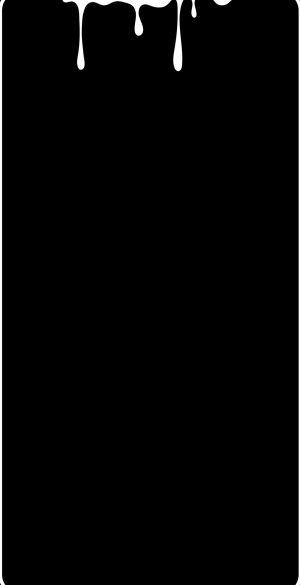 Border AMOLED Black and White Edge Wallpaper 73 300x585 - Border Wallpapers