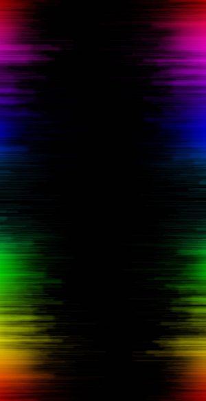 Border Edge Neon AMOLED Black Wallpaper 01 300x585 - Border Wallpapers