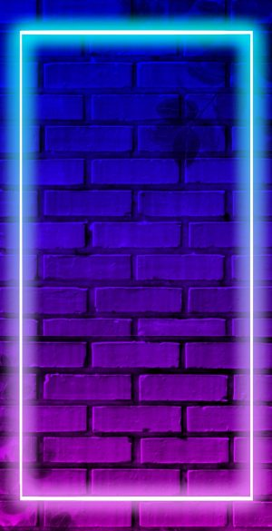 Border Neon Wallpaper 64 300x585 - Abstract Wallpapers