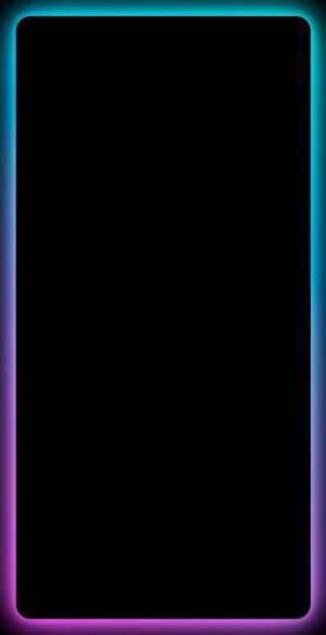 Borderlight Edge AMOLED Black Neon Wallpaper 15 300x585 - Neon Wallpapers