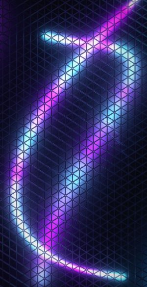 Neon 3D Phone Wallpaper 212 300x585 - Abstract Wallpapers