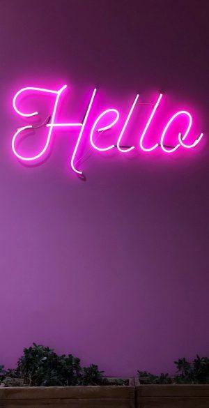 Neon Phone Wallpaper 28 300x585 - Neon Wallpapers