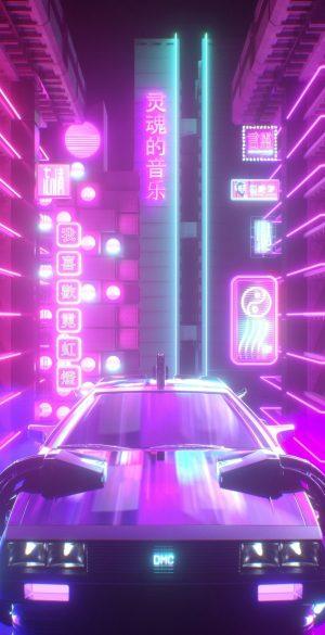 Neon Phone Wallpaper 50 300x585 - Neon Wallpapers