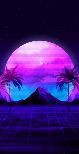 Neon Phone Wallpaper 58 300x585 - Neon Wallpapers