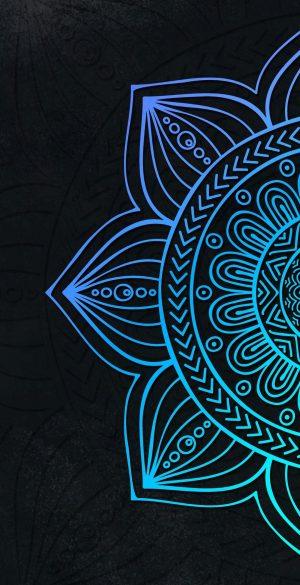 Vector Black Wallpaper 114 300x585 - Blue Wallpapers