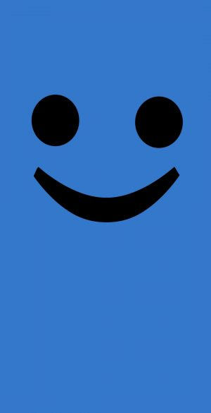 Vector Smile Blue Wallpaper 084 300x585 - Blue Wallpapers
