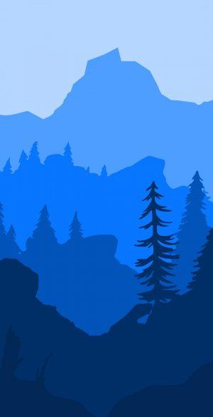 Vector Wallpaper 155 300x585 - Blue Wallpapers