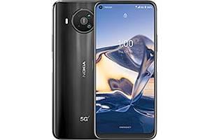 Nokia 8 V 5G UW Wallpapers
