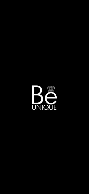 Be Unique Wallpaper 300x650 - Motivational Wallpapers