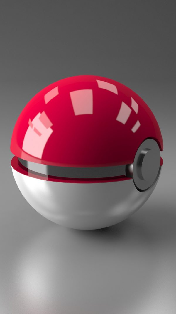 3D Ball Shape Circle HD Wallpaper 1080x1920 600x1067 - 3D Ball Shape Circle HD Wallpaper - 1080x1920