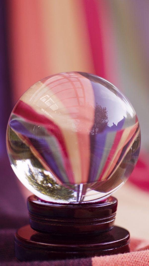 3D Balloon Glass Reflection Fabric HD Wallpaper 1080x1920 600x1067 - 3D Balloon Glass Reflection Fabric HD Wallpaper - 1080x1920