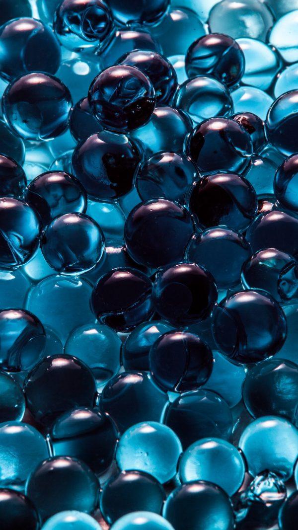 3D Balls Shapes Set HD Wallpaper 1080x1920 600x1067 - 3D Balls Shapes Set HD Wallpaper - 1080x1920