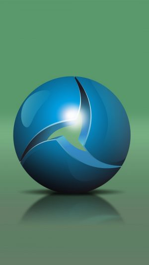 3D Balls Shapes Spheres Reflection HD Wallpaper 1080x1920 300x533 - 3D Balls Shapes Set HD Wallpaper - 1080x1920