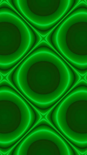 3D Circles Squares Shapes HD Wallpaper 1080x1920 300x533 - 3D Circles Balls Eyes HD Wallpaper - 1080x1920